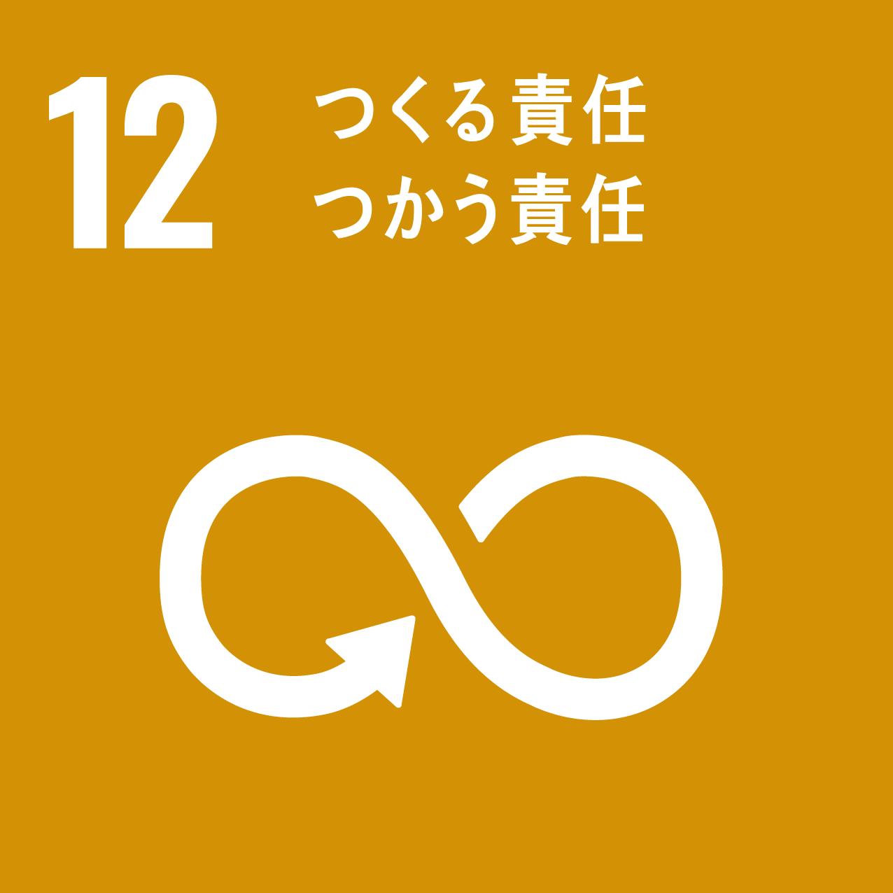 12. つくる責任 使う責任
